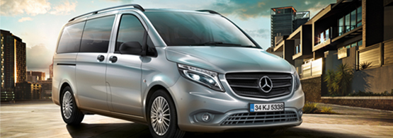 June 2020- Mercedes Vito 20% Discount
